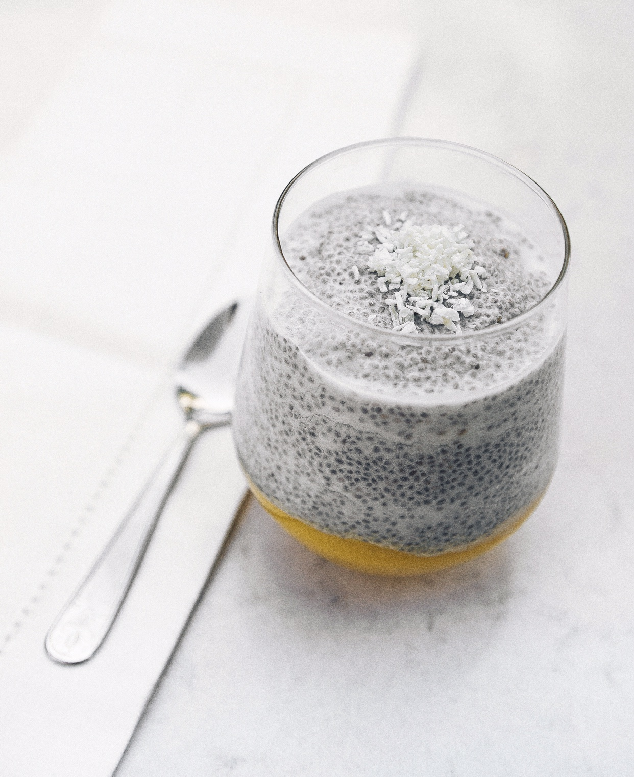 Chia seed puddings help to keep the body functioning optimally.
