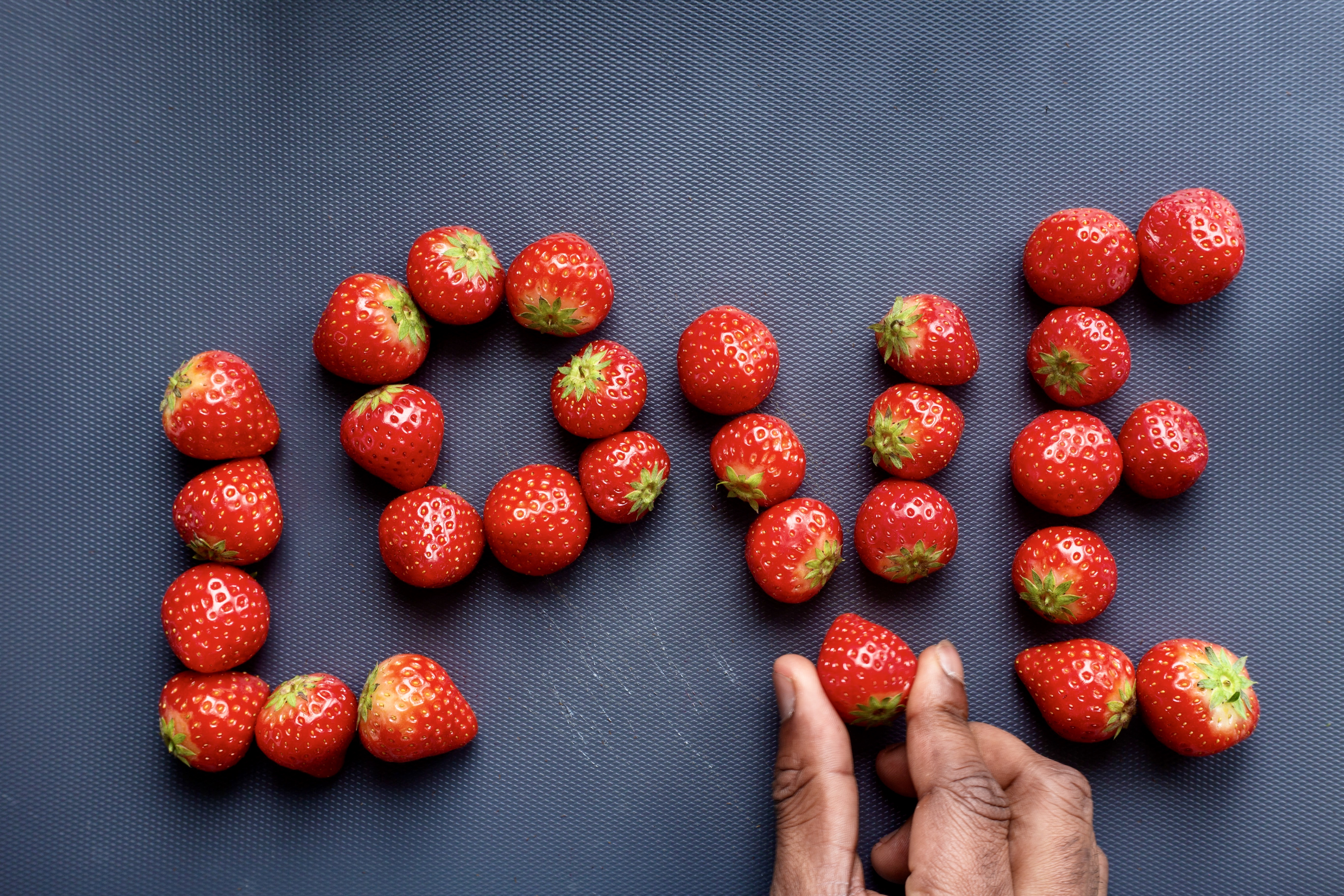 Strawberries help the body to digest a variety of vitamins.
