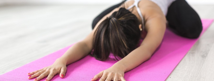 Evidence shows practicing yoga can be effective for combatting constipation.