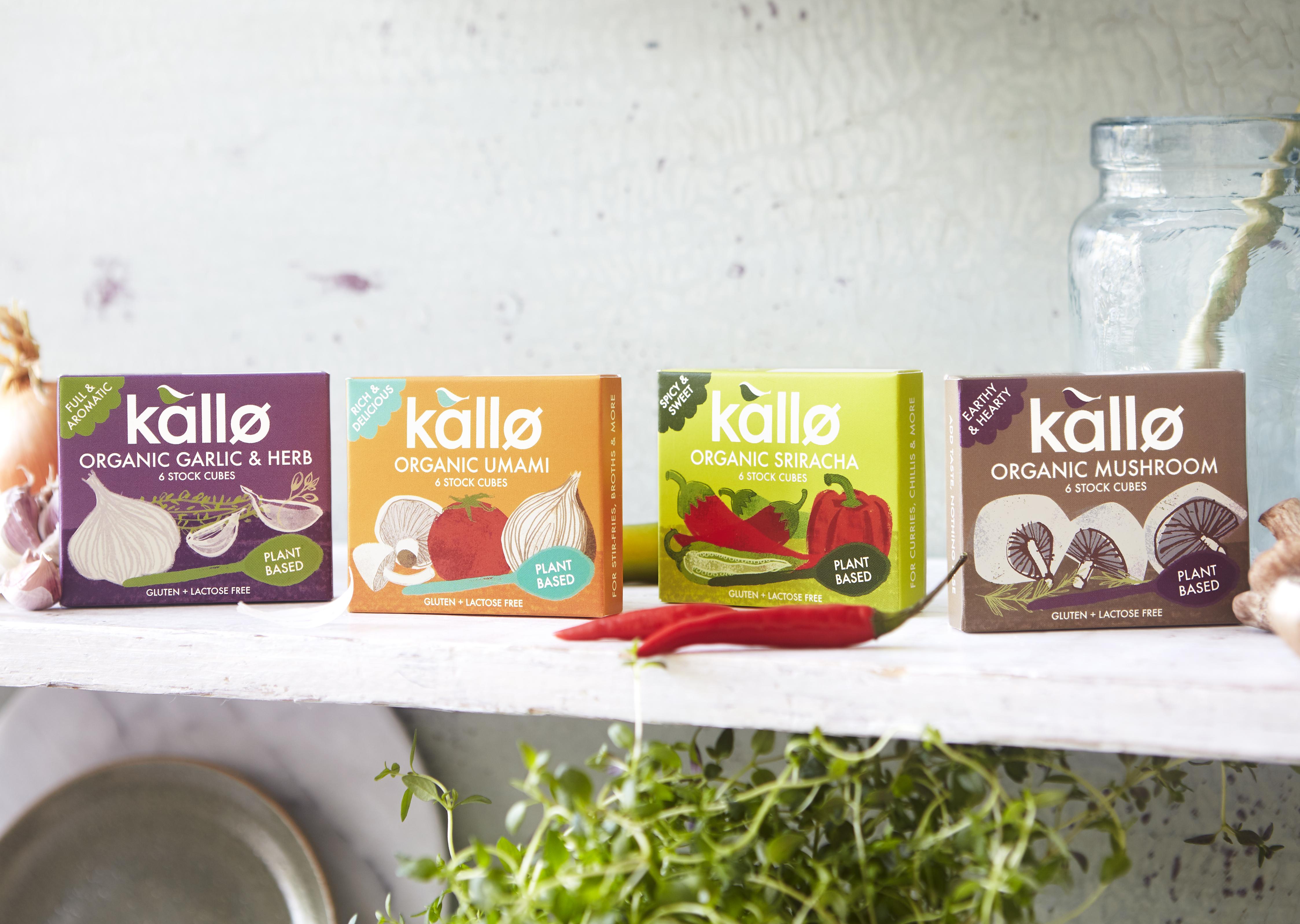 I've tried Kallo's Organic Umami stock